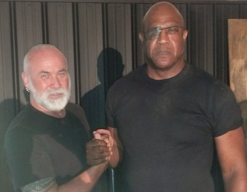 """Levi and Tiny Lister """"The Body Sculptor"""""""
